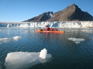Svalbard kayak expedition